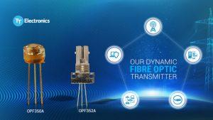 fibre-optic, transmitter, TTelectronics