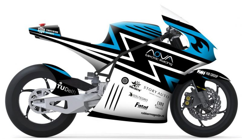 Nova Electric Motorcycle