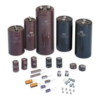 Aluminium electrolytic Capacitors